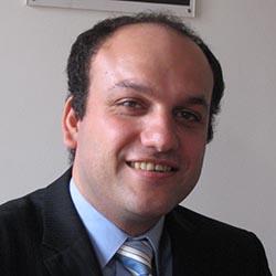 Amin Rafinejad Portrait